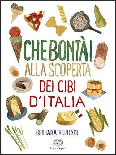 libri cibo bambini