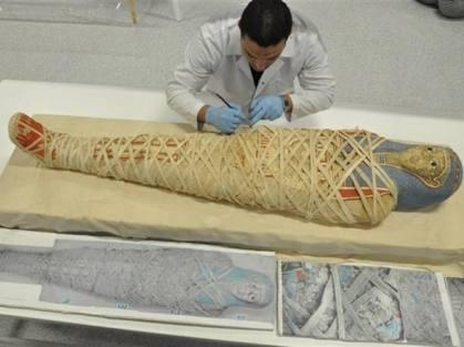 misteri mummie